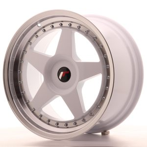 Japan Racing JR6 18x9,5 ET20-40 BLANK White