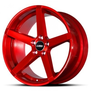 ABS Wheels ABS355 9,5x19 ET 35 Candy Red