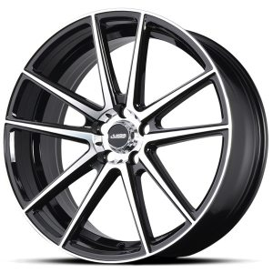 ABS Wheels ABS364 8,5x20 ET 35 Black Polished