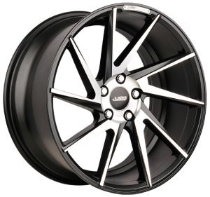 ABS Wheels ABS388 Left 8,5x20 ET 38 Black