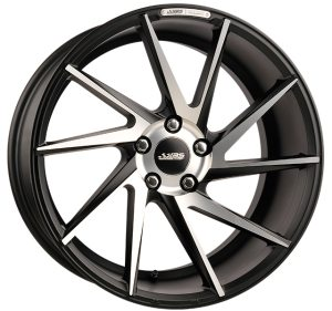 ABS Wheels ABS388 Right 10x20 ET 40 Black