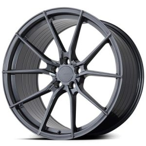 ABS Wheels F15 8,5x19 ET 38 Graphite