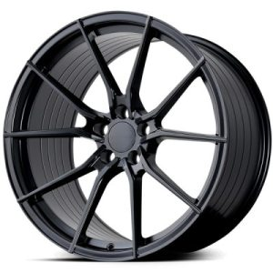 ABS Wheels F15 11x20 ET 42 Black