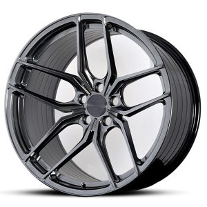 ABS Wheels F17 8,5x19 ET 35 Hyper Black