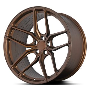 ABS Wheels F17 8,5x20 ET 35 Bronze