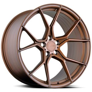 ABS Wheels F18 8,5x19 ET 38 Bronze