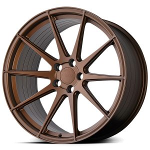 ABS Wheels F22 10x20 ET 40 Bronze