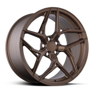 ABS Wheels F33 Left 8,5x20 ET35 Bronze