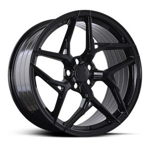 ABS Wheels F33 Left 10x20 ET38 Black