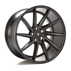 Imaz Wheels IM5 Left 8x18 ET38 NAV 74,1 Black