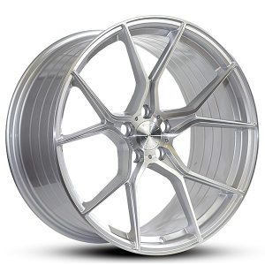 Imaz Wheels FF588 8,5x20 ET38 NAV 74,1 Silver Polished Brush