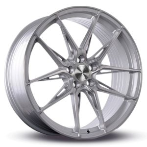 Imaz Wheels FF635 9,5x19 ET42 NAV 74,1 Silver Polished Brush