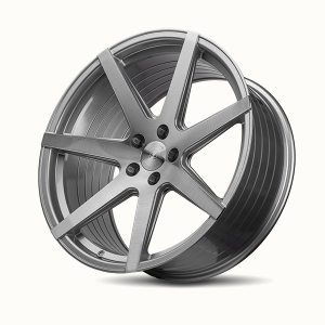Imaz Wheels FF556 8,5x19 ET38 NAV 74,1 Silver Polished Brush