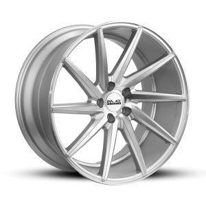 Imaz Wheels IM5 Left 9,5x19 FIX 5x112 ET38 NAV 66,6 Silver Polished