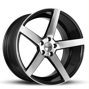 Imaz Wheels IM3 10,5x20 ET38 NAV 74,1 Black Polished
