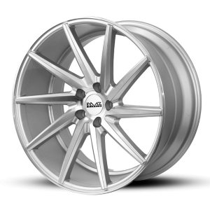 Imaz Wheels IM5 Right 8,5x19 ET38 NAV 74,1 Silver Polished