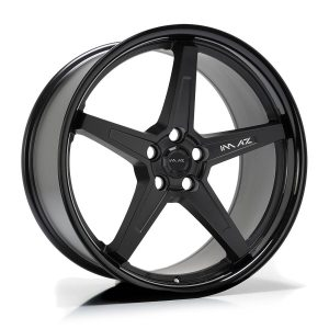 Imaz Wheels FF660 8,5x20 ET38 NAV 74,1 Black Black Lip