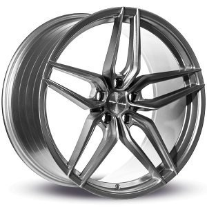 Imaz Wheels FF517 8,5x20 ET38 NAV 74,1 Silver Polished