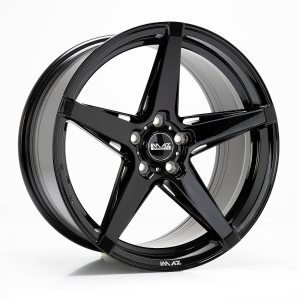 Imaz Wheels IM14 7,5x17 ET40 NAV 74,1 Black
