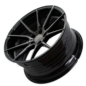 Imaz Wheels FF550 9.5x19 ET42 DARK TINT BRUSH