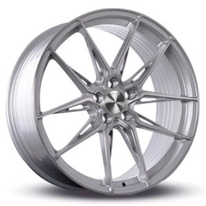 Imaz Wheels FF635 10x20 ET43 S-P BRUSH