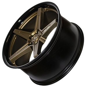 Imaz Wheels FF660 8.5x20 ET38 BRONZE BL-LIP