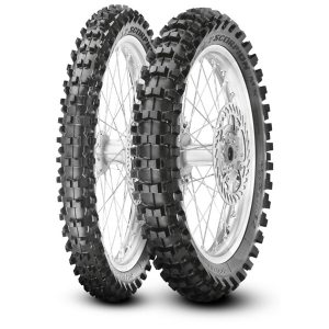 90/100-21F 57M PIRELLI SCORPION MX32 MID SOFT