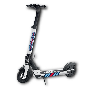 Sparco eMobility Scooter Range Martini Edition