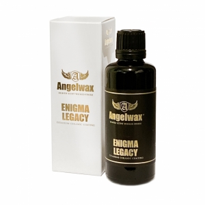 Angelwax Enigma Legacy Titanium Ceramic Coating, 50ml