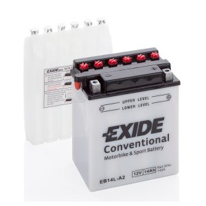 MC-batteri 4529 EXIDE MC EB14L-A2 14Ah 145A(EN)