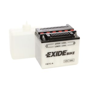 MC-batteri 4536 EXIDE MC EB7C-A 8Ah 90A(EN)