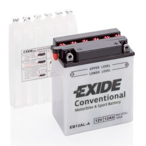 MC-batteri 4564 EXIDE MC EB12AL-A 12Ah 165A(EN)