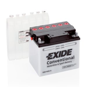 MC-batteri 4943 EXIDE MC E60-N30-A 30Ah 300A(EN)