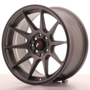 Japan Racing JR11 16x8 ET25 5x100/114 Matt Gun Metal