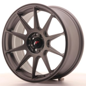 Japan Racing JR11 17x7,25 ET35 5x100/114,3 Matt Gun Metal
