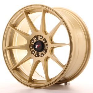 Japan Racing JR11 17x8,25 ET35 5x112/114,3 Gold