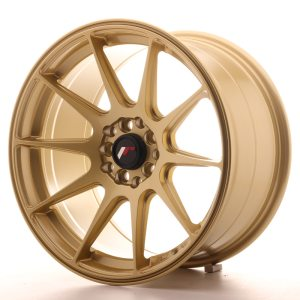 Japan Racing JR11 17x9 ET35 5x100/114 Gold