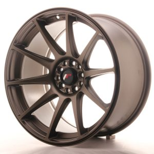 Japan Racing JR11 18x9,5 ET22 5x114/120 Dark Bronze