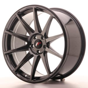 Japan Racing JR11 20x10 ET40 5x120 Hyper Black