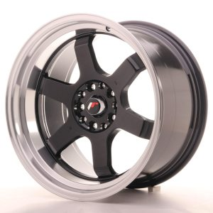Japan Racing JR12 18x10 ET20 5x114/120 Gloss Black