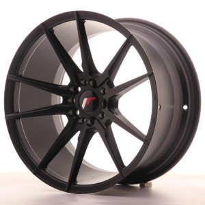 Japan Racing JR21 18x9,5 ET40 5x112/114 Matt Black