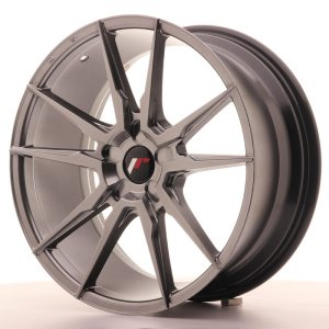 Japan Racing JR21 19x8,5 ET20 5x120 Hyper Black