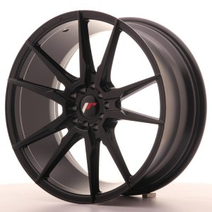 Japan Racing JR21 19x8,5 ET40 5x112/114 Matt Black