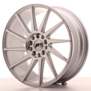 Japan Racing JR22 18x7,5 ET35 5x100/120 Silver Machined