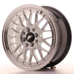 Japan Racing JR23 16x7 ET40 4x100/114,3 Hyper Silver