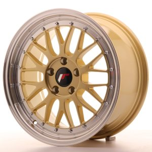Japan Racing JR23 17x8 ET35 5x100 Gold