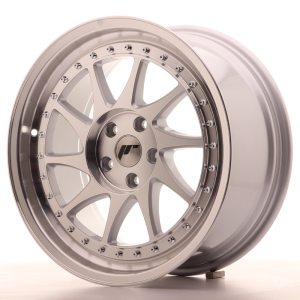 Japan Racing JR26 18x8,5 ET35 5x120 Silver Machined