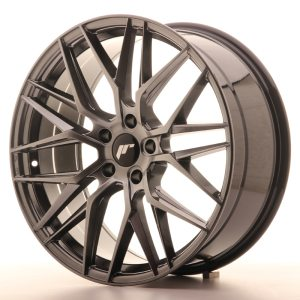 Japan Racing JR28 20x8,5 ET40 5x112 Hyper Black
