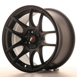 Japan Racing JR29 15x8 ET28 4x100/108 Matt Black