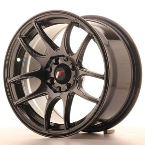 Japan Racing JR29 15x8 ET28 4x100/108 Hyper Black